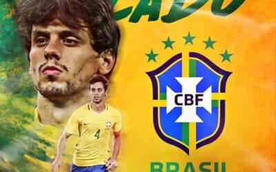 Rodrigo Caio é convocado para a Seleção Brasileira