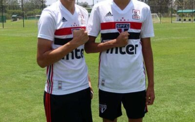 Com grande atuação de Thierry Henry, São Paulo Sub-13 se classifica para a decisão do Paulista Sub-13