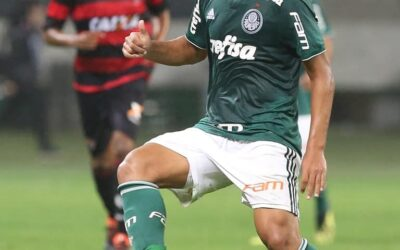 Meio-campista Gabriel Menino é destaque no Ge.com