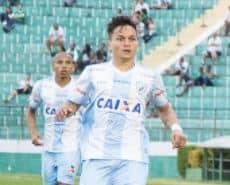 Atacante Artur ajuda Londrina a conquistar boa vitória e feito diante do Guarani, no Brinco de Ouro