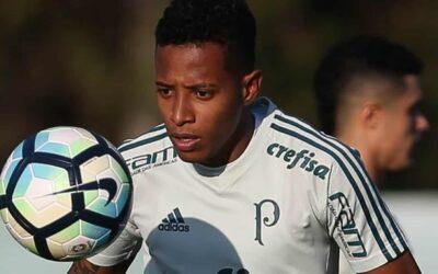 Ao Globo Esporte, 'termômetro' Tchê Tchê mostra personalidade e opina sobre fase atual do Palmeiras