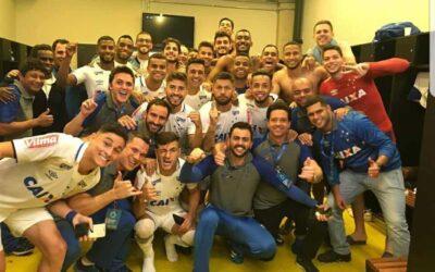Alisson e Elber ajudam Cruzeiro a se classificar para a final da Copa do Brasil de 2017