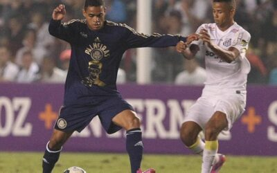Emprestado pelo Palmeiras, meia Juninho vai disputar a Série B pelo Vila Nova