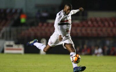 Após classificação do São Paulo na Sul-Americana, volante Jucilei dá exclusiva ao site Uol Esporte