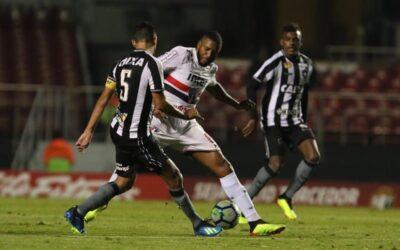 Após mais uma vitória pelo São Paulo, Jucilei participa ao vivo do Seleção Sportv