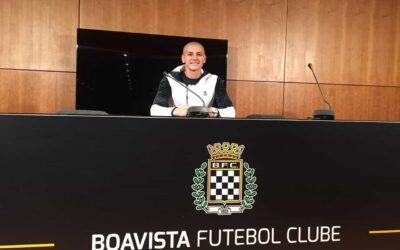Zagueiro Raphael Silva é confirmado como novo reforço do Boavista, de Portugal