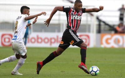 Exclusiva no GE.com: Jucilei vira ponto de equilíbrio no São Paulo e lidera time em roubadas de bola