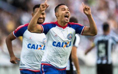 Edigar Junio é herói em triunfo decisivo do Bahia