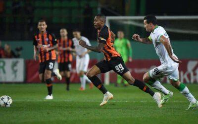 Titular, Fernando marca em goleada do Shakhtar Donetsk pelo Campeonato Ucraniano