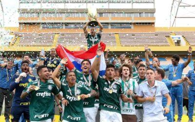 Gabriel Menino e Guilherme Vieira são campeões do Paulista sub-20