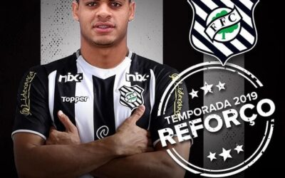 Aos 23 anos, Juninho é o novo reforço do Figueirense