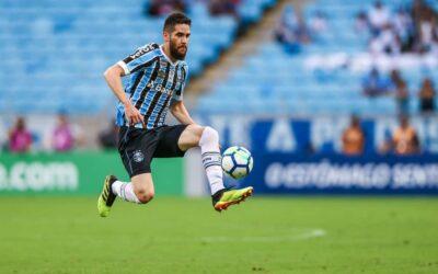 Marcelo Oliveira comemora mudança de função no Grêmio