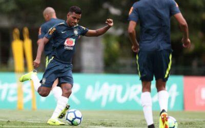 Rodrygo e Gabriel Menino retornam ao Rio de Janeiro e seguem preparação para o Sul-Americano Sub-20
