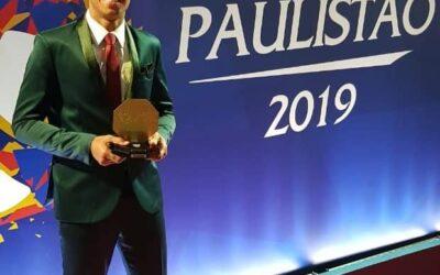 Bruno Alves integra seleção do Campeonato Paulista de 2019 como melhor zagueiro