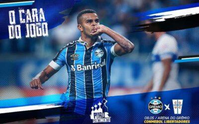 Com noite inspirada de Alisson, Grêmio vence o Universidad Católica e confirma classificação na Libertadores