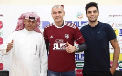 Zagueiro Raphael Silva assina com o Al Faisaly, da Arábia Saudita