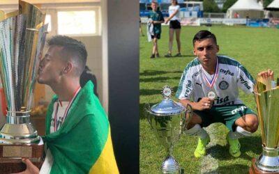 Gabriel Menino e Guilherme Vieira conquistam título na Holanda