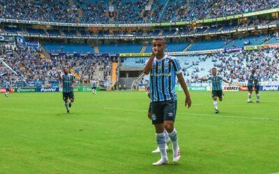 Em grande fase, Alisson e Everton afinam dobradinha no Grêmio com gols e assistências