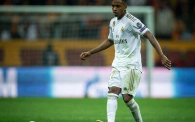 Rodrygo estreia como titular em vitória Real Madrid e faz sua primeira partida na Liga dos Campeões da Europa
