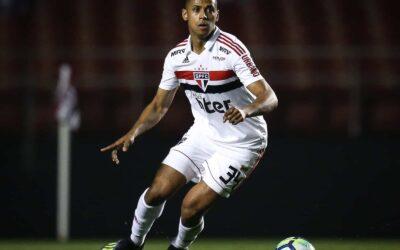 Bruno Alves fala de mudanças no posicionamento, meta do São Paulo no Brasileirão e até memes no GE.com