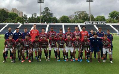 Com João Palmberg, São Paulo elimina o Corinthians e vai à decisão do Paulista Sub-17