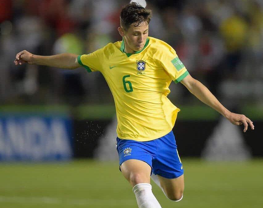 Patryck tem mais uma boa atuação e Seleção Brasileira vai à final do Mundial Sub-17