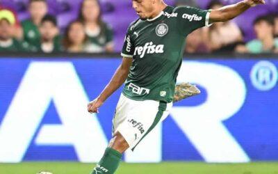 Em entrevista ao Lance!, Gabriel Menino diz que ouve lições do pai e Willian para fazer o diferente no Palmeiras